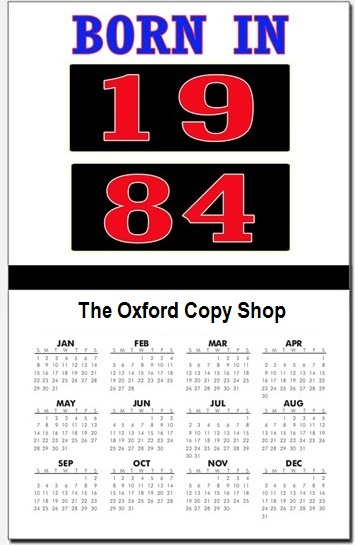 front of the Oxford Copy Shop